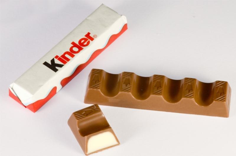 كيندر شوكولاته