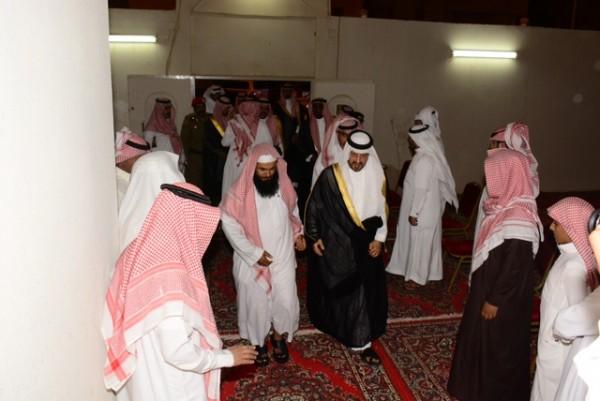 لأمير سعود بن عبدالمحسن بن عبدالعزيز -أمير منطقة حائل