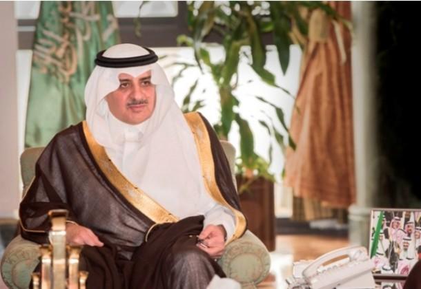 لأمير فهد بن سلطان بن عبدالعزيز أمير منطقة تبوك