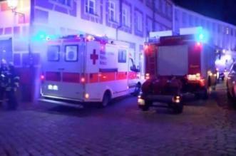 لاجئ سوري يفجر نفسه جنوبي ألمانيا ويصيب 12 شخصا