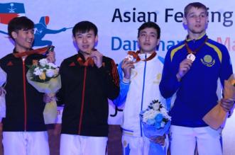 #الصين تسيطر على ذهبيات المبارزة والسيف في البطولة الآسيوية - المواطن