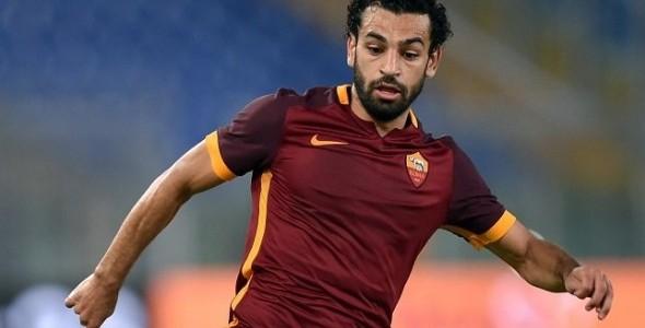لاعب-فريق-روما-الايطالي-محمد-صلاح