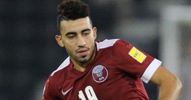 لاعب لخويا احمد ياسر