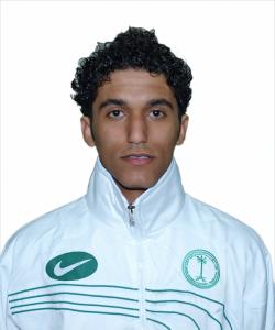 لاعب نادي الطائي محمد البقعاوي