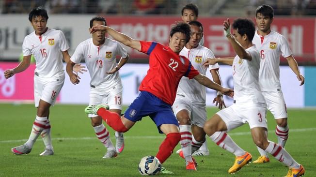 لاوس-وكوريا-الجنوبية