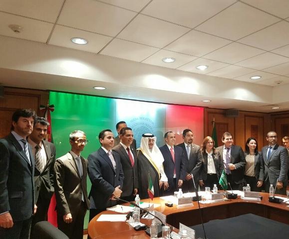 لجنة الصداقة السعودية المكسيكية (1)