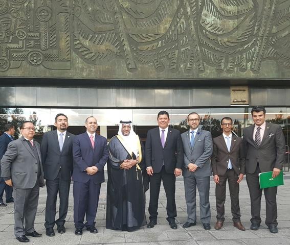 لجنة الصداقة السعودية المكسيكية (2)