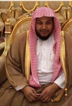 لشيخ عبدالله بن يتيم العنزي خطيب جامع رجاء
