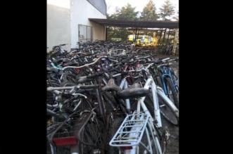 لص الدراجات