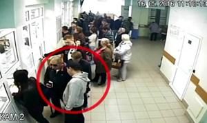 بالفيديو.. لص يسرق محفظة سيدة بمهارة كبيرة - المواطن