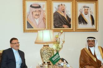 لقاء سعودي إيراني.. حول الحجاج الإيرانيين - المواطن