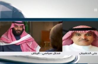 لقاء محمد بن سلمان