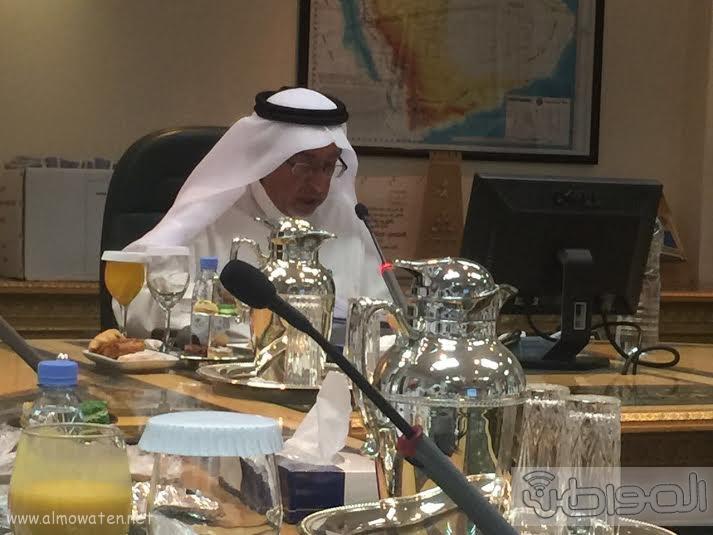 لقاء وزير المياه مع الاعلاميين17