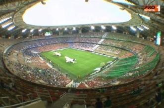 بالصور.. جماهير الأهلي والهلال تنتظر صافرة البداية لمباراة نهائي كأس الملك - المواطن