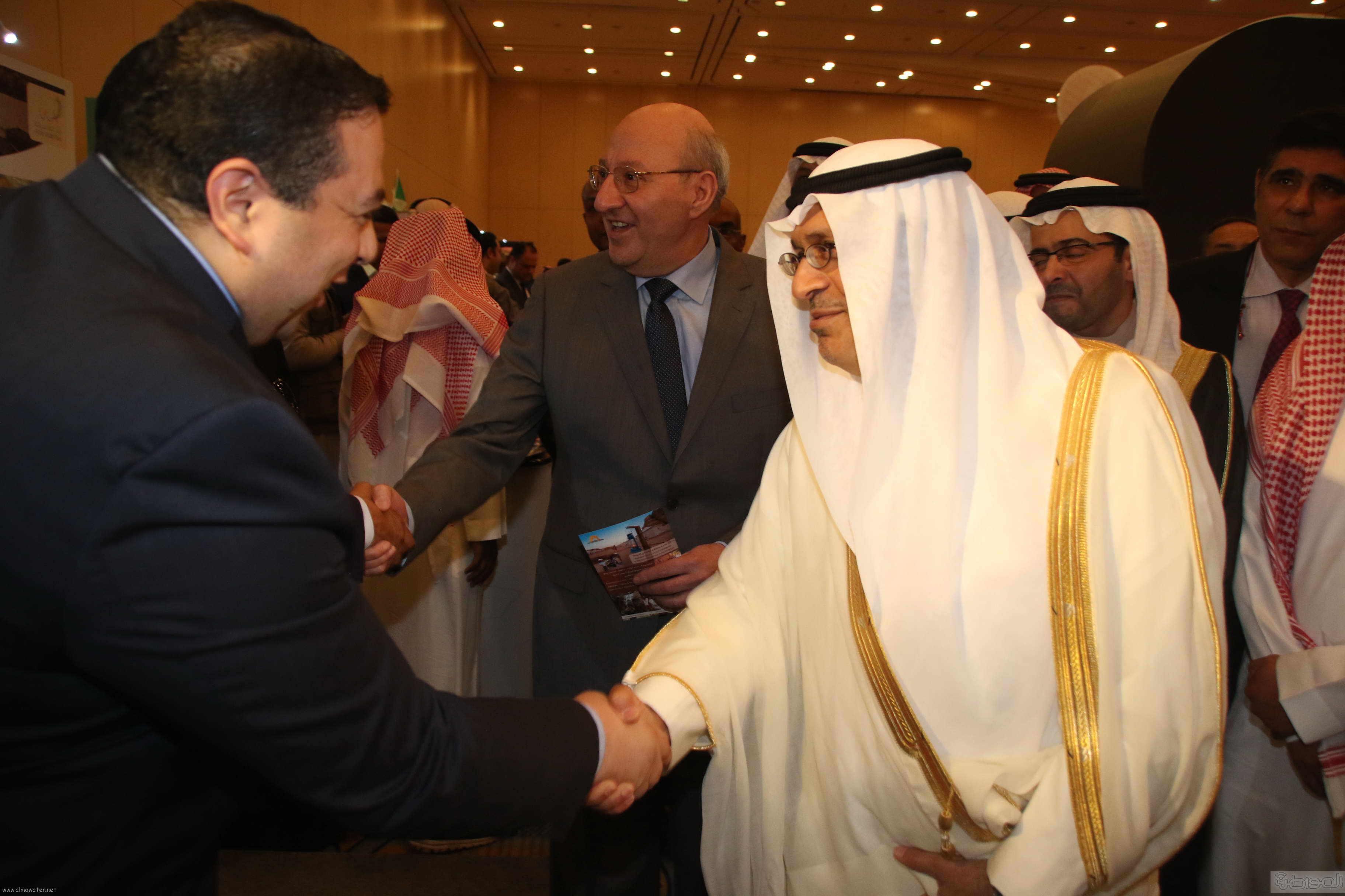 لقطات لتدشين الامير سيف الاسلام ملتقى رواد صناعة السياحة والسفر (1)