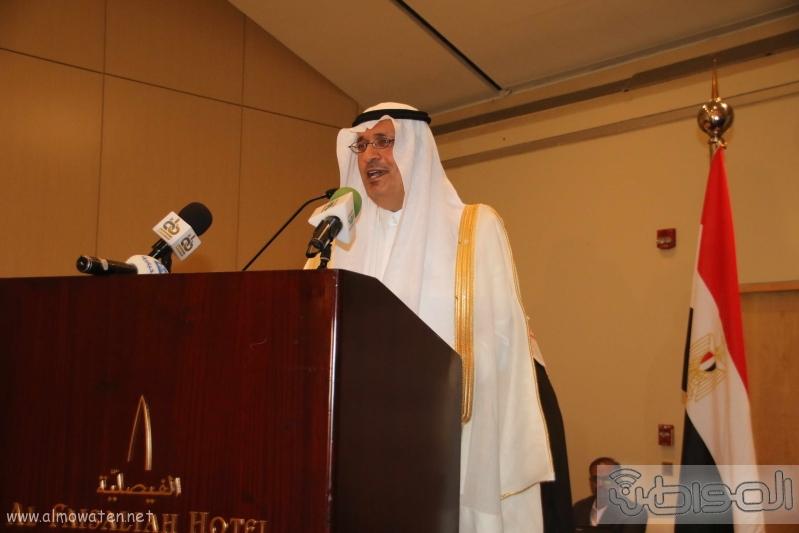 لقطات لتدشين الامير سيف الاسلام ملتقى رواد صناعة السياحة والسفر (7)