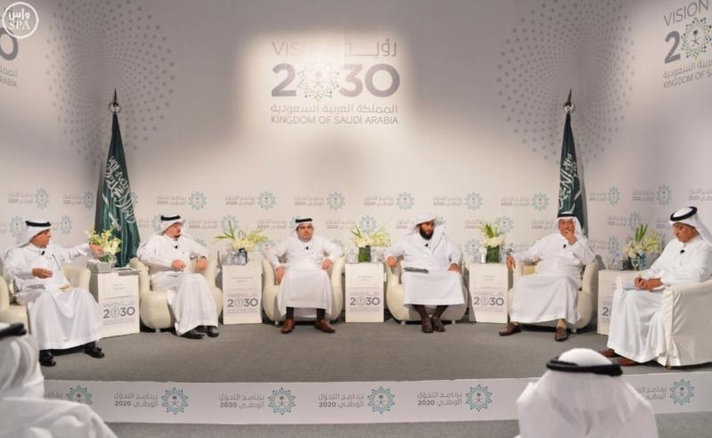 لقطات للمؤتمر الصحفي الثاني