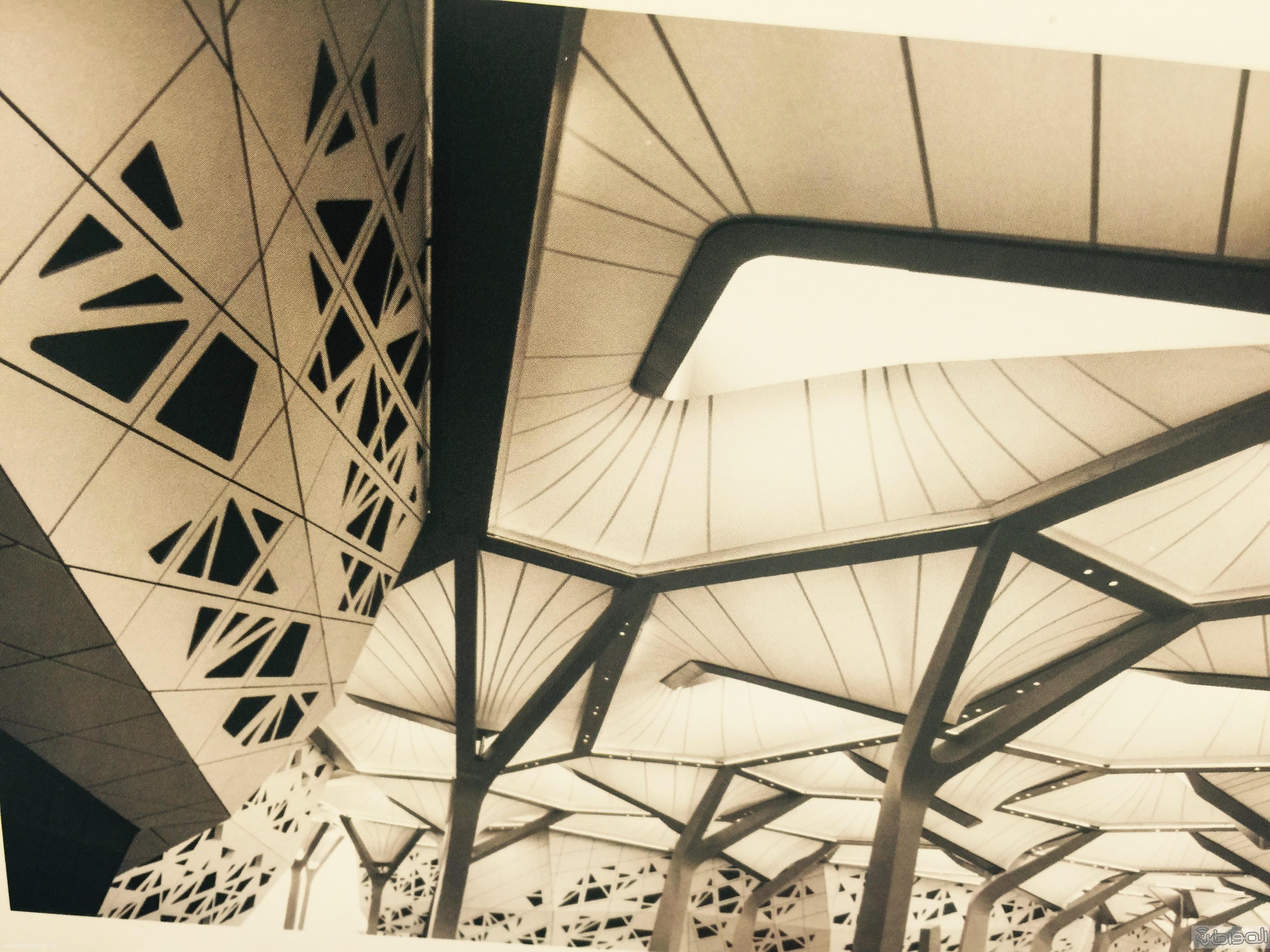 لقطات لمركز الملك عبدالله للدراسات والبحوث البترولية المرتقب افتتاحه اليوم (1)