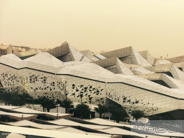 لقطات لمركز الملك عبدالله للدراسات والبحوث البترولية المرتقب افتتاحه اليوم (2)