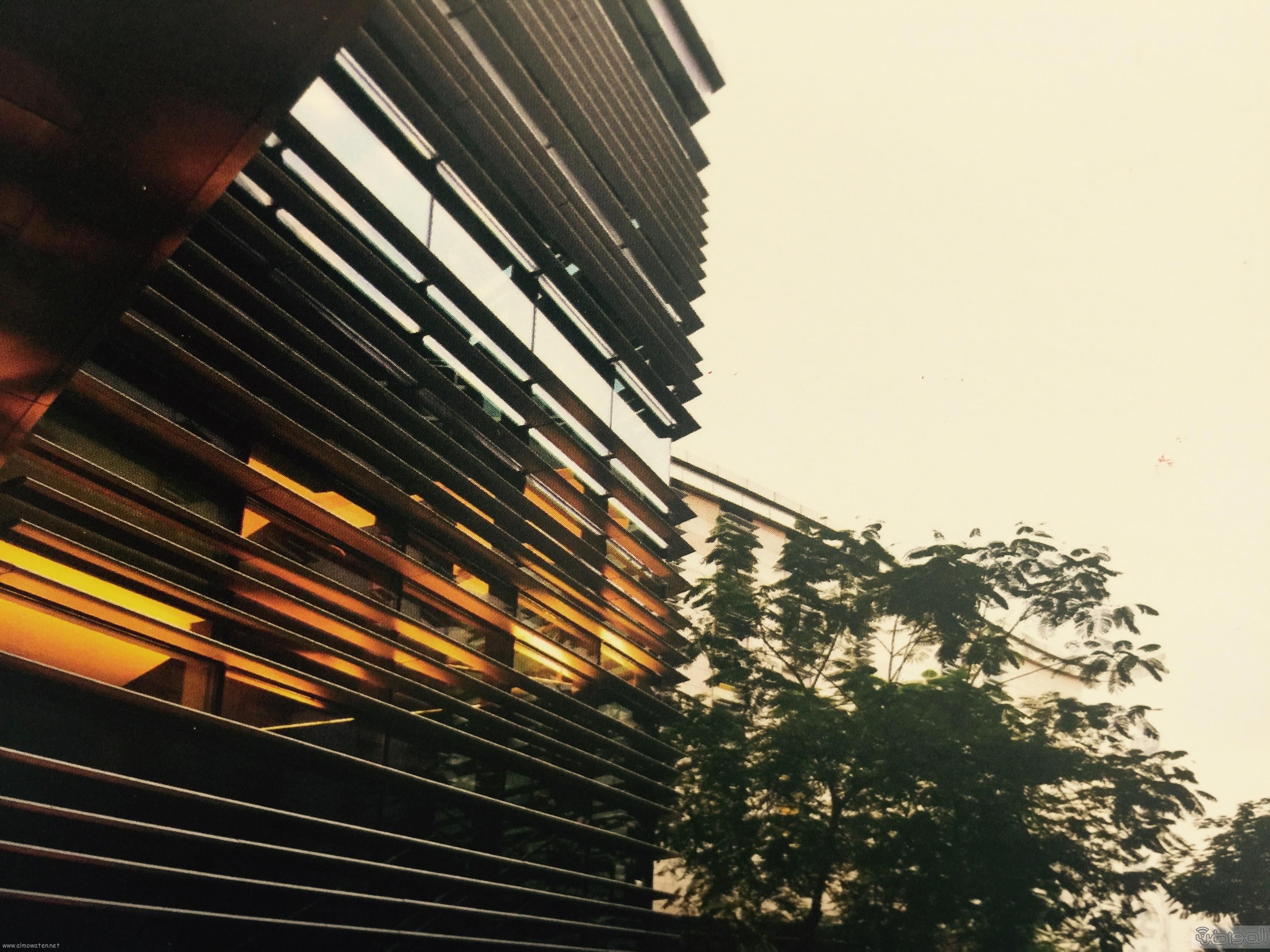 لقطات لمركز الملك عبدالله للدراسات والبحوث البترولية المرتقب افتتاحه اليوم (5)
