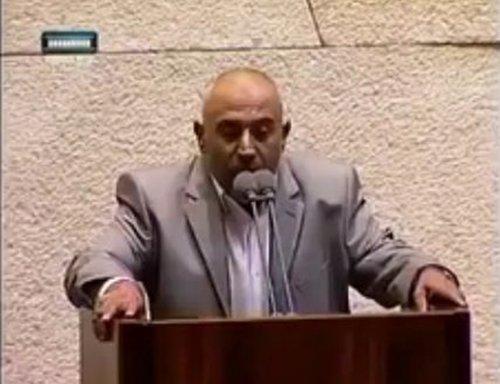 لليوم الثاني.. نائب عربي يرفع الأذان داخل الكنيست الإسرائيلي