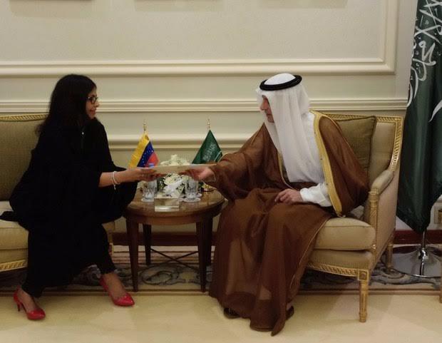 لماذا شكلت السعودية وفنزويلا لجنة فنية مشتركة! 3