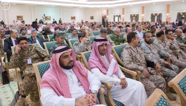 مأدبة الغداء التي أقامها خادم الحرمين الشريفين تكريماً لأصحاب السمو والفخامة والدولة والمعالي3