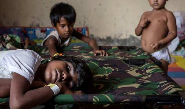 بعد تقرير الأمم المتحدة عن إبادة الروهينغا.. فيسبوك يعاقب قادة عسكريين في ميانمار - المواطن