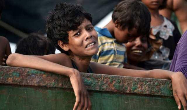 بالصور.. مأساة الروهينجا قمع واضطهاد وبؤس والجميع يلفظهم - المواطن