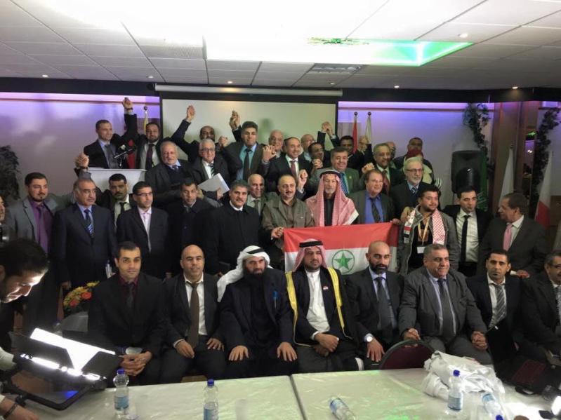 مؤتمر الاحواز في بيروت 3