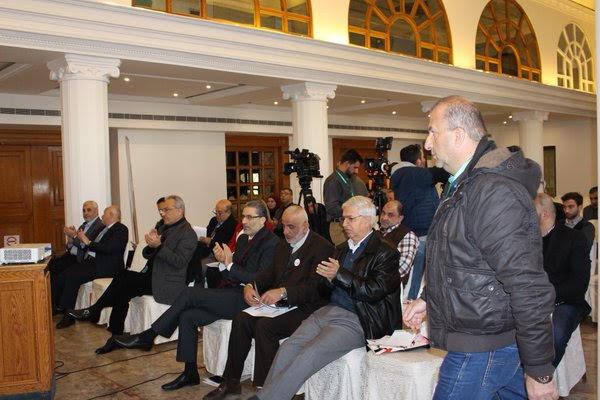 مؤتمر الاحواز في بيروت 5