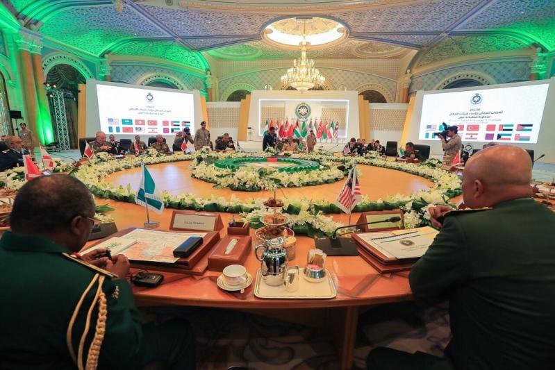 مؤتمر التحالف الإسلامي لمحاربة داعش (2)