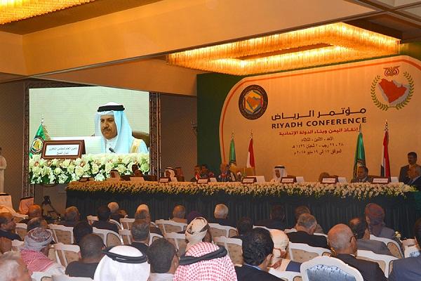 الملك في كلمة لمؤتمر الرياض : مستمرون في الوقوف إلى جانب الشعب اليمني - المواطن
