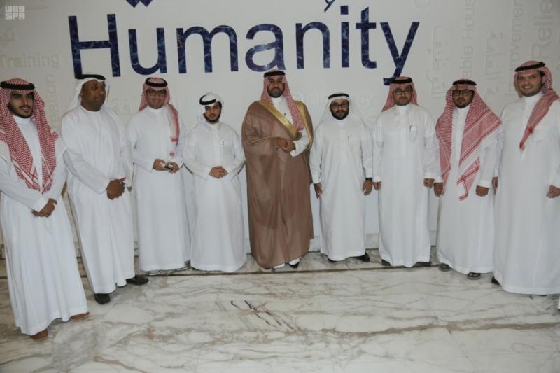 مؤسسة الملك عبدالله الإنسانية تكرّم الفائزين والشركاء في مسابقة غرِّد للإنسانية1