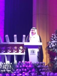 مؤسسة الملك فيصل الخيرية تتسلم جائزة سلطان العويس للإنجاز الثقافي4
