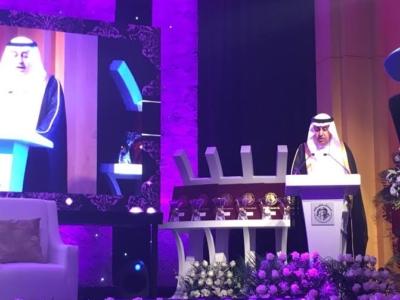 مؤسسة الملك فيصل الخيرية تتسلم جائزة سلطان العويس للإنجاز الثقافي5