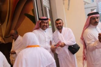 مؤسسة مطوفي حجاج الدول العربية تستقبل أولى طلائع حجاجها (2)