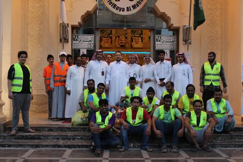 مؤسسة مطوفي حجاج الدول العربية تستقبل أولى طلائع حجاجها (3)