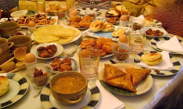 مائدة رمضان