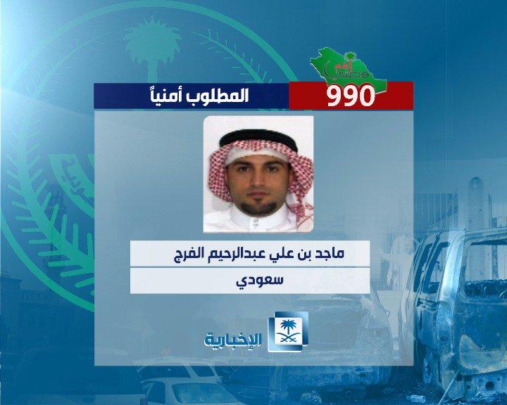 ماجد بن علي عبدالرحيم الفرج