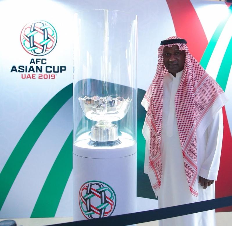 ماجد عبدالله يتوقع طرفي نهائي كأس آسيا 2019
