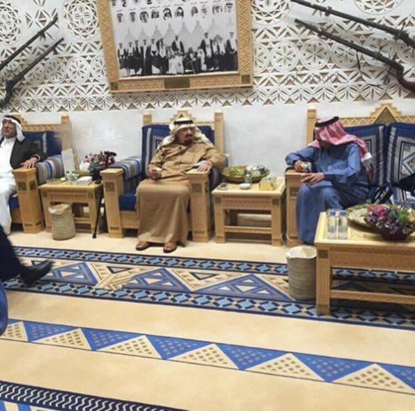 ماذا فعل #الملك_سلمان بعد وليمة عشاء لأخيه الأمير عبدالرحمن؟ (2)