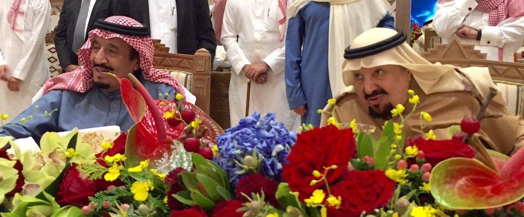 ماذا فعل #الملك_سلمان بعد وليمة عشاء لأخيه الأمير عبدالرحمن؟ (4)