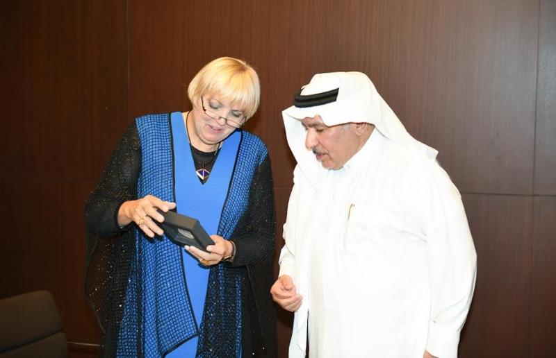 ماذا قالت نائبة رئيس البرلمان الألماني بعد زيارتها مركز الملك عبدالعزيز للحوار الوطني 2