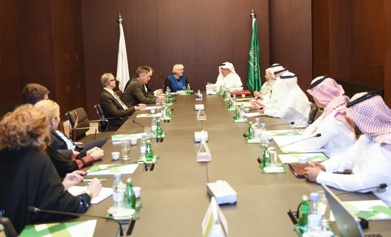 ماذا قالت نائبة رئيس البرلمان الألماني بعد زيارتها مركز الملك عبدالعزيز للحوار الوطني 3