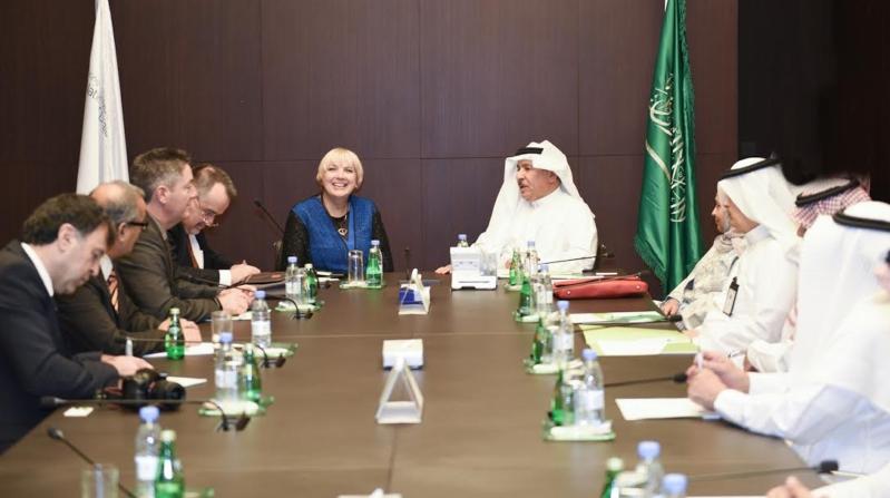 ماذا قالت نائبة رئيس البرلمان الألماني بعد زيارتها مركز الملك عبدالعزيز للحوار الوطني 5