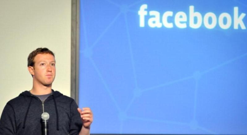 مارك زوكيربرغ مؤسس موقع فيسبوك