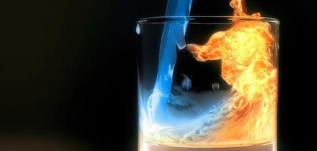 ما_هو_ماء_النار