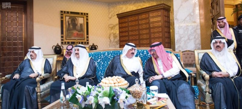 مباحثات الملك ورئيس السودان2
