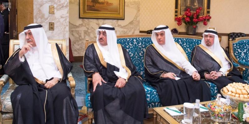 مباحثات الملك ورئيس السودان3